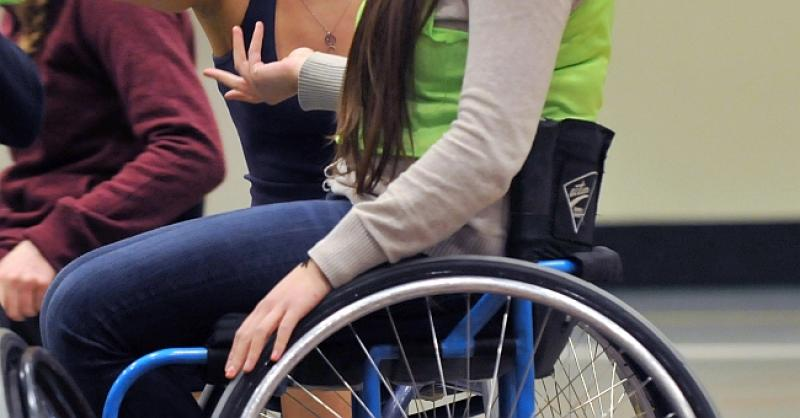 Ilustracija (foto: KPE Wheelchair Basketball / wikimedia commons)