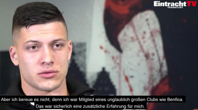 Foto: Screenshot/Eintracht TV Frankfurt