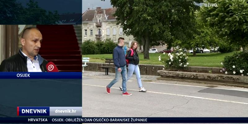 Foto: Screenshot/Dnevnik Nove TV