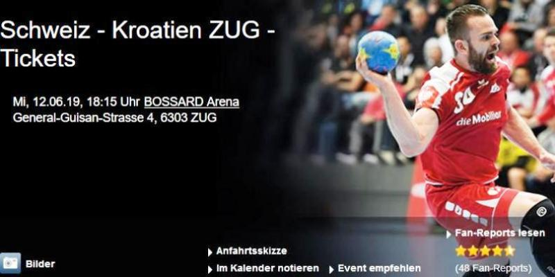 oto: Screenshot/ticketcorner.ch