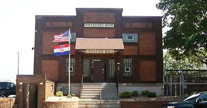 (USA) MINNESOTA Croatian Hall celebrating 100 years of bringing immigrants together